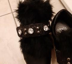 Čevlji s KRZNOM in KRISTALCKI