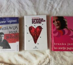 Razne knjige
