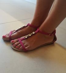 Pink sandali