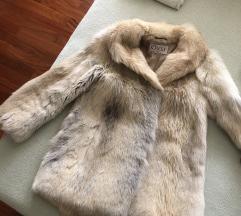 krznena jakna - PRAVO krzno ZNIŽANO 140€