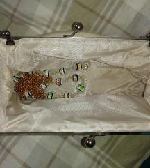 Večerna svetleča torbica