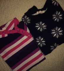 2 puloverja S