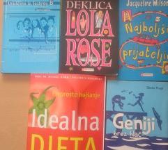 Mladinske knjige + učbeniki 📚