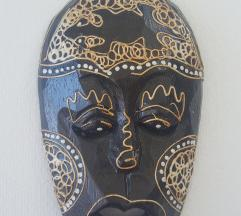 Afrika maska Nova