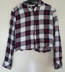 Zara crop top srajčka