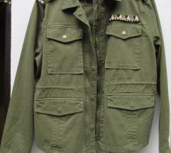 NOVA vojaška jakna