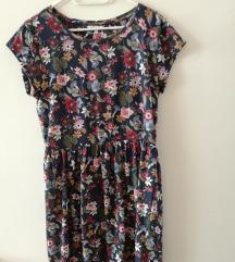 Cvetlična obleka