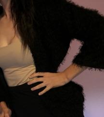 Kratka črna jopica
