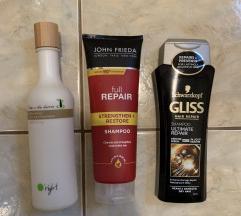 Šamponi za lase