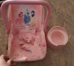 Nosilka in kahlica za dojencke