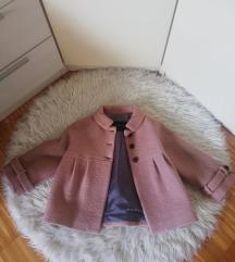 Volnen površnik - jakna ZARA