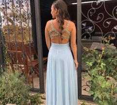 Dolga svečana obleka