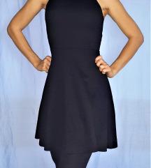 Črna H&M oblekica XS