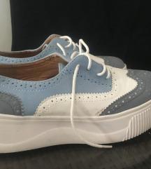 ženski čevlji Oxford