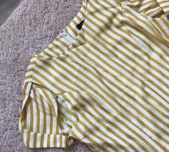 Obleka - rumena