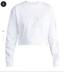 Cisto nov Calvin Klein pulovercek