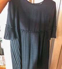 Temno modra oblekica/tunika Only