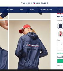 Nova jakna Tommy Hilfiger -50%