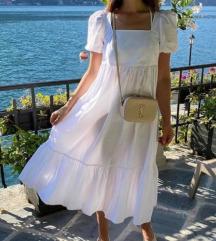 H&M bela obleka