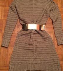 Topla zimska obleka M/L