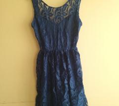 NOVA elegantna/ svečana kraljevsko modra obleka