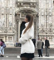 Zara pletenina/obleka