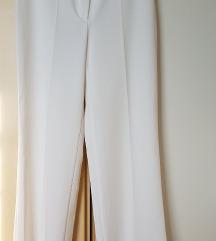 Bele elegantne hlače (s ptt!)