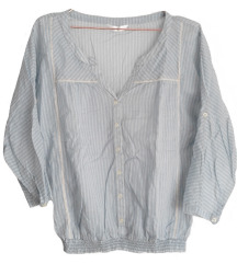 PROMOD črtasta bluza
