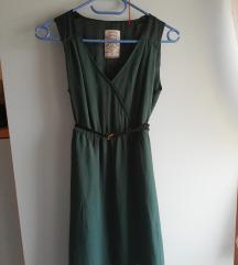 Zelena obleka Quick Silver
