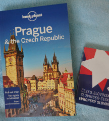 Lonely planet Praga in Češka republika vodič