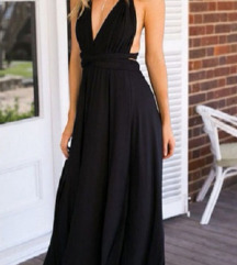 Dolga obleka 👗