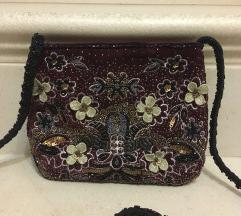 ZARA ročno izdelala torbica