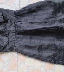Vero Moda črna obleka
