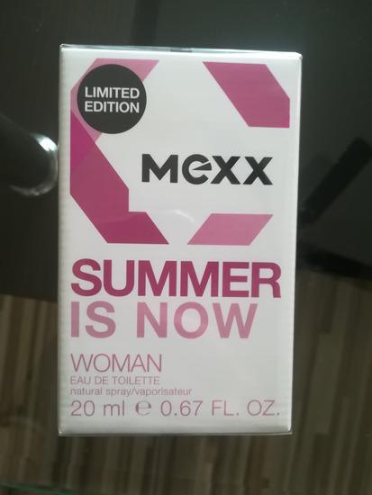 Parfum, MEXX, NOVO, Summer is now, možna menjava
