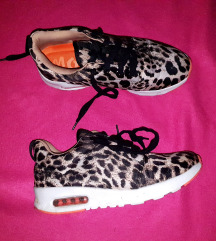 Leopard superge