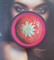 THE BODY SHOP Strawberry Body Butter (MPC 17€) 🍓