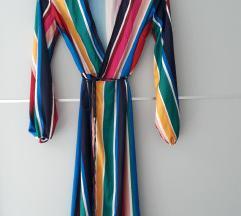 Črtasta oblekica