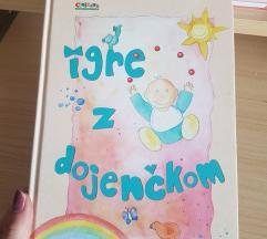 Knjiga - Igre z dojenčkom