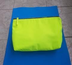 neon kozmetična torbica