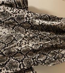 Zara oversize obleka xs