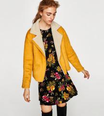 Zara NOVA semiš jakna