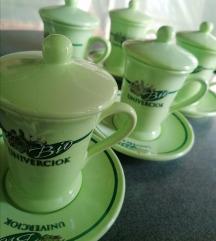 Skodelice za čaj NOVO