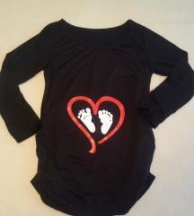 Majica za nosečnice
