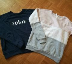 Komplet dveh puloverjev