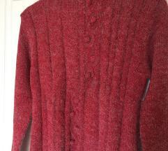 Volnen pulover