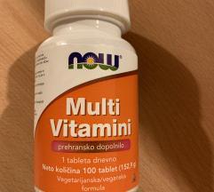 Multiviminske tablete