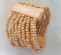 Zapestnica (lesena, raztegljiva)