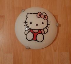 Hello kitty stropna luč