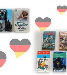 NEMŠČINA ■10 nemških knjig ■VSE v kompletu