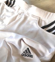 NOVE bele , sive kratke športne hlače Adidas
